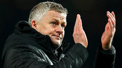 Solskjaer úp mở có thể bị sa thải nếu thua Tottenham và Man City