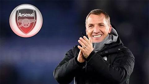 Vì sao HLV Rodgers nên rời Leicester để tiếp quản Arsenal?