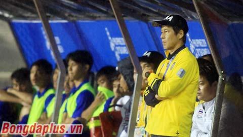 Hành động hèn nhát khiến học trò U22 Thái Lan không phục HLV Nishino