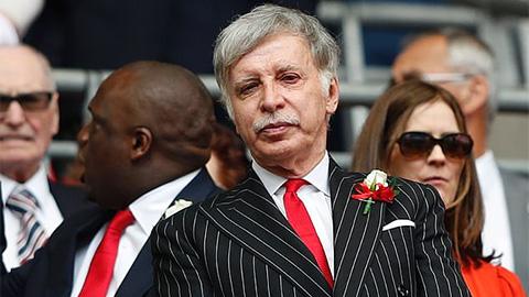 Arsenal không có tiền thuê các HLV hạng A