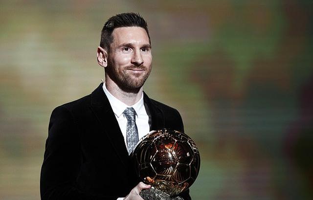Messi đoạt Quả bóng vàng thứ 6: Xin chào nhà Vua!