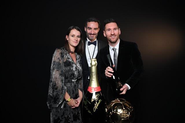 Một cái kết viên mãn dành cho Messi