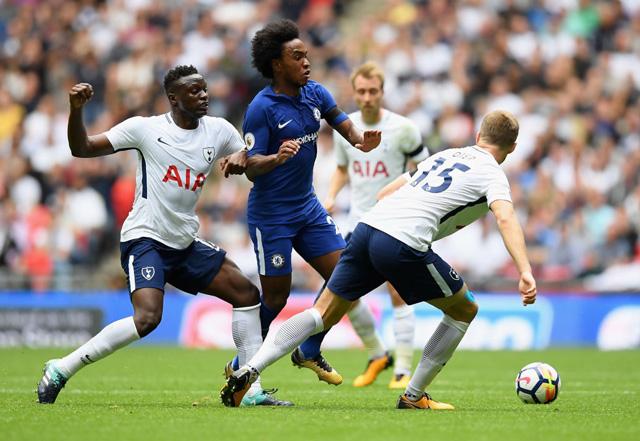 Tottenham sẽ đá với 3 tiền vệ?