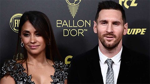 Messi: 'Tôi là người rất may mắn'