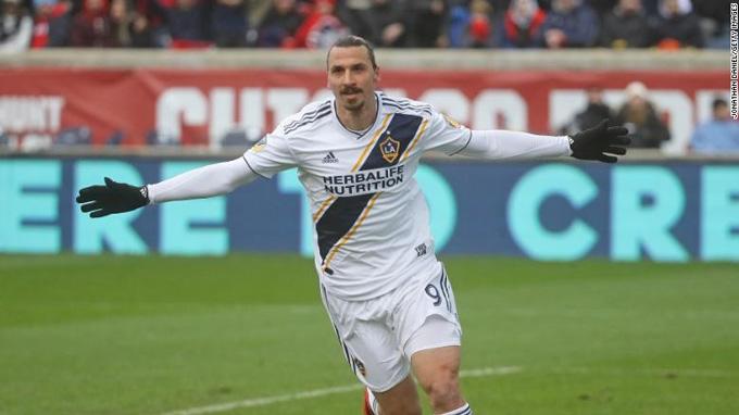 Ibrahimovic sẽ trở lại Milan vào tháng 1/2020
