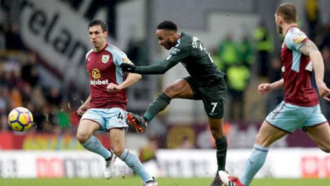 Gặp Man City,  Burnley sẽ đặt mục tiêu... 3 điểm