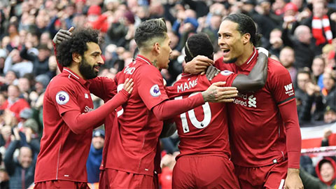 Liverpool thống trị Top 30 Quả bóng Vàng khi chiếm tới 7 suất