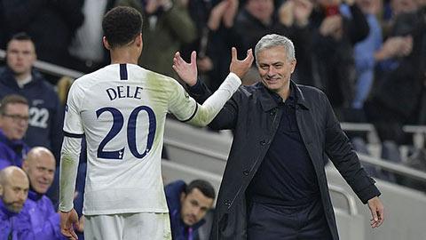 Đến Tottenham, Mourinho thừa hưởng một đội hình chất lượng từ Pochettino