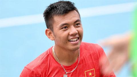 SEA Gamses 30: Quần vợt Việt Nam chạm một tay vào HCV