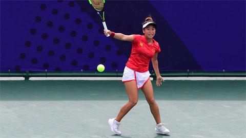 Savanna Lý Nguyễn: Tay vợt không xếp hạt giống vào chung kết SEA Games 30