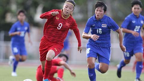 ĐT nữ Việt Nam sẽ được thưởng 1 tỷ đồng nếu vào chung kết SEA Games