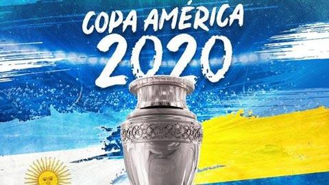 Bốc thăm chia bảng Copa America 2020: Không khốc liệt bằng SEA Games 30