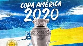 Bốc thăm Copa America 2020: Không khốc liệt bằng SEA Games 30