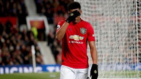 Martial không kịp bình phục chấn thương