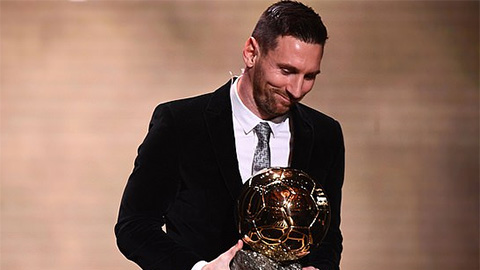 Tiết lộ: Messi giành Quả bóng Vàng với chỉ 7 điểm nhiều hơn Van Dijk