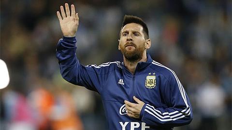"""HLV Scaloni: """"Argentina khát danh hiệu chứ Messi thì không"""""""