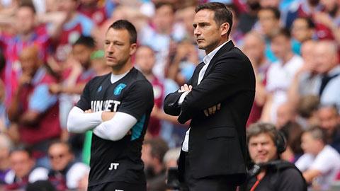 Lampard sẽ đón chào Terry trở lại Stamford Bridge theo cách đặc biệt