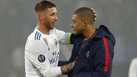 "Real hy vọng Mbappe ""làm phản"" PSG"