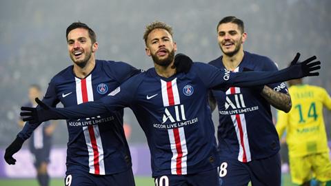 Kết quả bóng đá Ngoại hạng Anh, Ligue 1, SEA Games 30 tối 412 rạng sáng 512