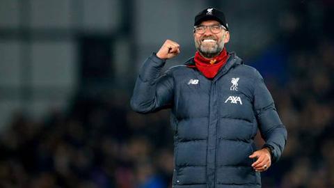 Klopp không ngạc nhiên với chiến thắng hủy diệt của Liverpool