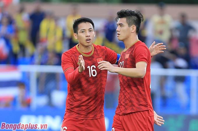 Chung cuộc, U22 Việt Nam hòa U22 Thái Lan với tỷ số 2-2. Kết quả này là đủ để U22 Việt Nam vào vòng bán kết với vị trí đầu bảng B trong khi U22 Thái Lan bị loại.