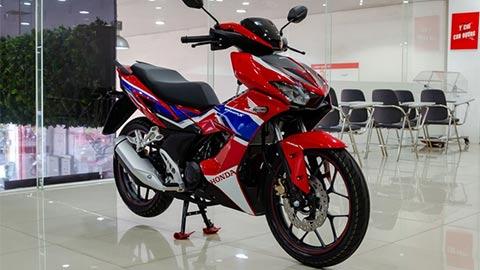 Honda Winner X giảm giá sốc phản đòn Yamaha Exciter 150 2019
