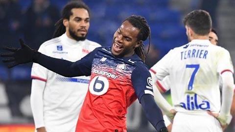 Lille: Renato Sanches đây rồi!