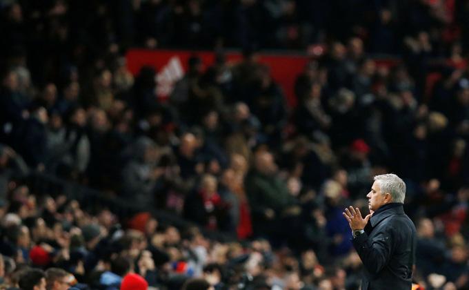 Old Trafford vẫn là nơi lưu giữ nỗi đau với Mourinho