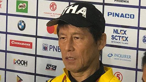 """HLV Nishino: """"Thái Lan không đủ mạnh vào bán kết SEA Games"""""""