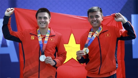 Lý Hoàng Nam đoạt HCV SEA Games
