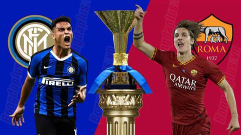 Inter vs Roma, 02h45 ngày 07/12: Nối dài ngày vui