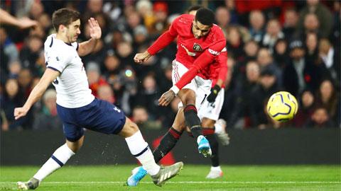 Rashford cũng biết ghi bàn đấy chứ, Mourinho?