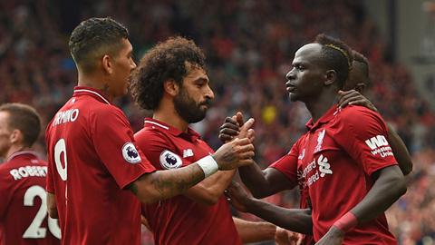 Liverpool được dự đoán sẽ tiếp tục mạch trận thăng hoa