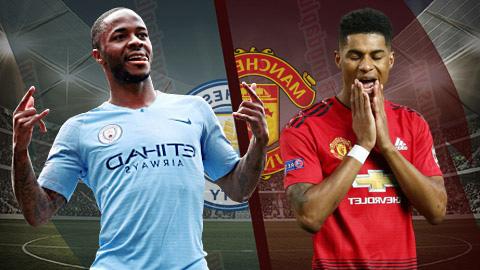 Đội hình ngôi sao kết hợp derby Manchester: Quỷ đỏ lép vế
