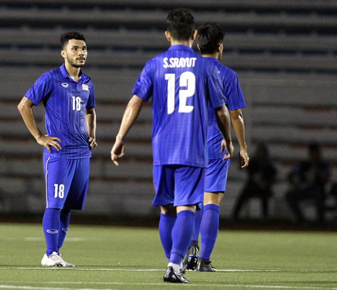 U22 Thái Lan thua sốc ở trận ra quân trước Indonesia