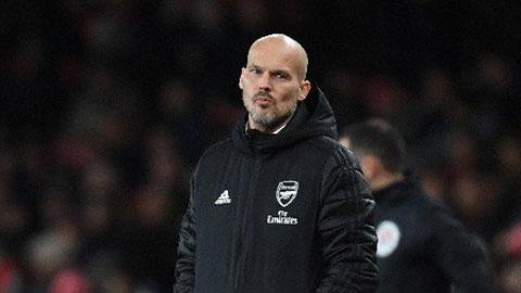 Ljungberg thất vọng, thừa nhận Arsenal thiếu tự tin