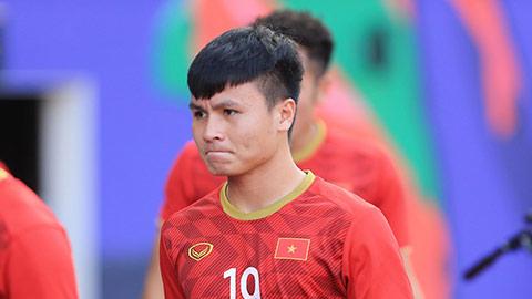 Quang Hải không bị đa chấn thương, chắc chắn nghỉ hết SEA Games 30