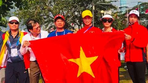 Trương Thị Phương: Cô bé Sán Dìu tiếp tục đại náo SEA Games 30