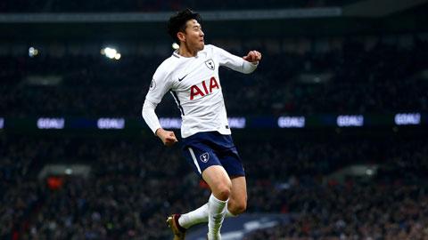 Tottenham: Sân nhà nâng bước Son