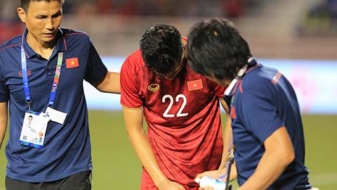 HLV Park Hang Seo tiết lộ thông tin cực quan trọng về Tiến Linh