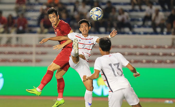 5 điểm nhấn đáng chú ý ở trận U22 Việt Nam đại thắng U22 Campuchia 4-0