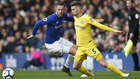 19h30 tối nay, trực tiếp Everton vs Chelsea