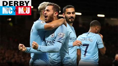 M.U có lý do để 'cho' Man City thắng derby Manchester