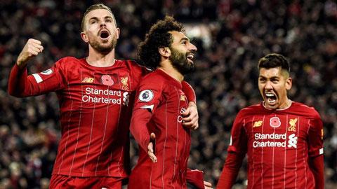 22h00 đêm nay, trực tiếp Bournemouth vs Liverpool