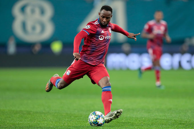 Dembele được nhắm cho vị trí trung phong của Chelsea