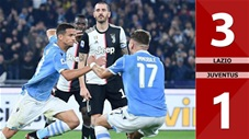 Lazio 3-1 Juventus(Vòng 15 Seria A 2019/20)