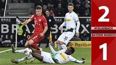 Mgladbach 2-1 Bayern Munich(Vòng 16 Bundesliga 2019/20)