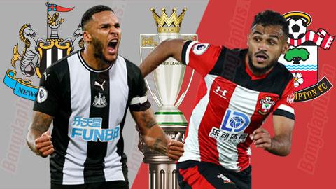 Nhận định bóng đá Newcastle vs Southampton, 21h00 ngày 812