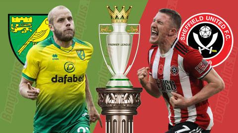 Nhận định bóng đá Norwich vs Sheffield, 21h00 ngày 812