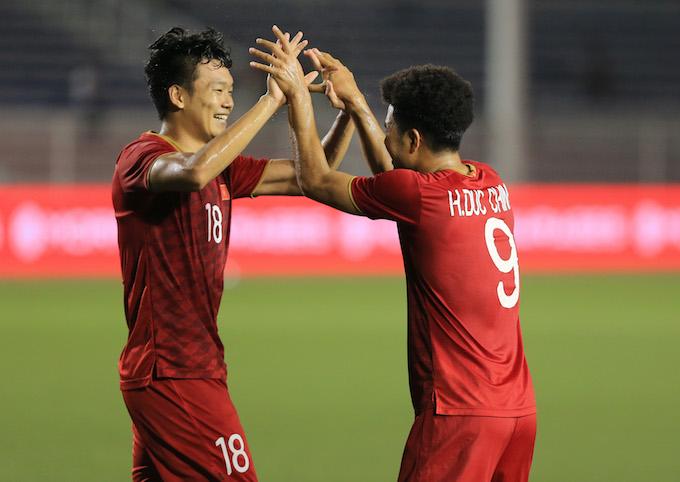 Hy vọng U22 Việt Nam sẽ mang về chiếc HCV môn bóng đá nam. Ảnh Đức Cường